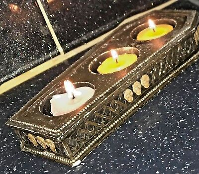 Latex Mould for making this very spooky coffin candle holder