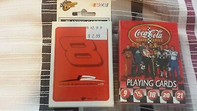 Winners Circle And Coca Cola Playing Cards Brand New