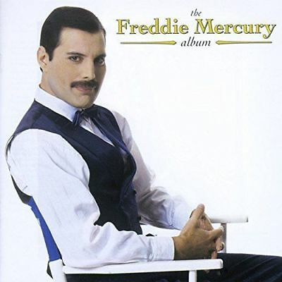 Freddie Mercury - The Freddie Mercury Album ( Audio CD )( NEW and SEALED )