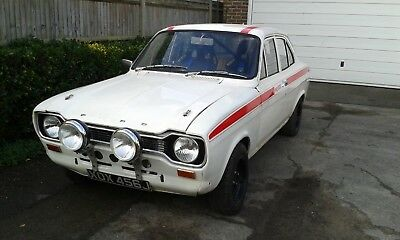 Mk1 Ford Escort Rally Car Mexico look -LSD Straight cut gearbox