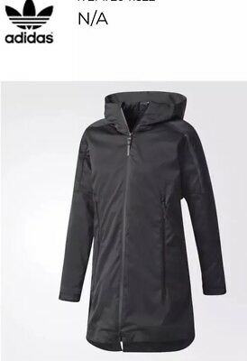 7c16685c6b23 ADIDAS ZNE 3 in 1 Parka Down Jacket Lining Hoodie Shell Women s XS MINT  COND!