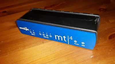 Emagic MT4 Midi Patchbay, USB 2 in und 4 out