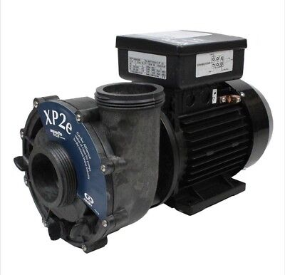 Waterway Executive Euro Hot Tub Pump Balboa Gecko 2hp 3hp 2.5hp 2speed