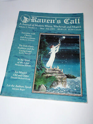 Ravens Call Magazine Volume 2, Number 1 Journal of Modern Witchcraft & Magick