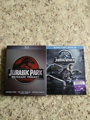 Jurassic Park Collection(1-4)
