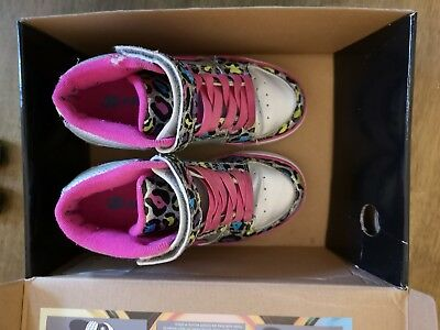 Heelys x2, size 12 with box and accessories