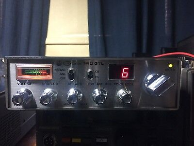 cobra cb radio 140 GTL Collectors Edition
