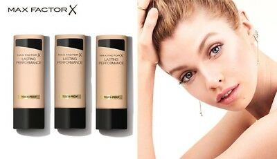 Max Factor Lasting Performance Touch Proof Foundation*Choose Your Shade*RRP9.99!