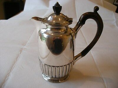 Antique Elkington & Co Electro Silver Plated Coffee Hot Water Jug Victorian ?