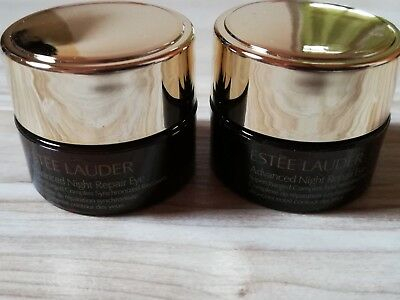 2 Miniatures Advanced Night Repair Yeux Estee Lauder.. 2x5ml Soit 10 Ml. Neuf