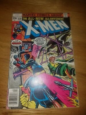 The X-Men #110 (Apr 1978, Marvel)