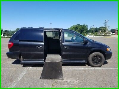 2004 Dodge Grand Caravan SXT VAN WHEELCHAIR HANDICAP DODGE CARAVAN 2004 SXT Used 3.8L V6 12V