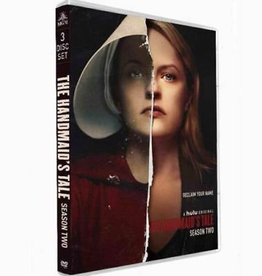The Handmaid'S Tale Season 2 [2018] (DVD) AVAILABLE NOW! UK STOCK
