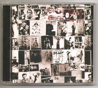 The Rolling Stones Exile On Main Street 2 Cd 2010 Remaster With Obi Mint Jagger