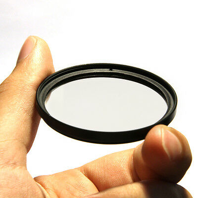 UV Ultraviolet Haze Glass Filter for Canon EF 50mm f/2.5 Compact Macro Lens