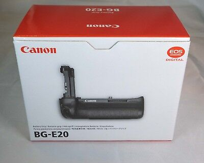 Canon BG-E20 Battery Grip for EOS 5D Mark IV - Brand New