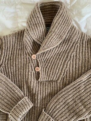 Vintage Nantucket Looms Classic Sweater