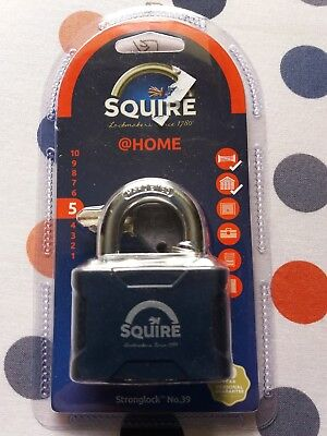 Squire @home Stronglock padlock security 5