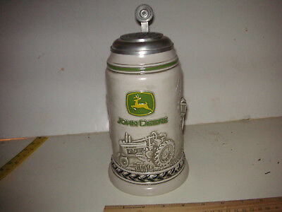 John Deere Licensed Product Collectible Stein Exclusively for Avon