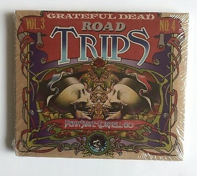 GRATEFUL DEAD ROAD TRIPS VOL. 3  NO. 4 NEW (SEALED) 3 CDs