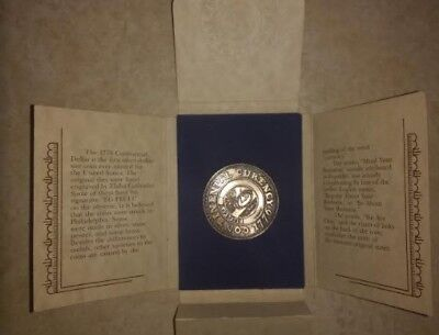 Continental Currency 1776 Commemorative Coin