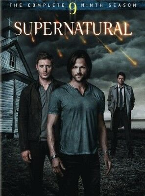 Supernatural: Season 9 = NEW DVD R4