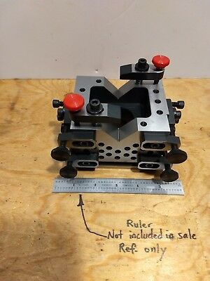 Grind Cube/V Block/Double Angle Plate