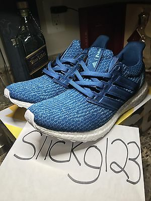 21b6b3142e9 Adidas Ultra Boost 3.0 Parley Size 10 DS Brand New With Receipt