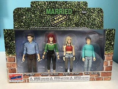 Funko Pop Married With Children - Limited Edition - Comic Con Exclusive