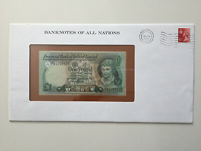 Banknotes of All Nations - Northern Ireland 1 Pound UNC
