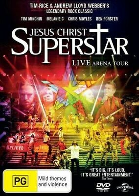 NEW Jesus Christ Superstar (2012) DVD Free Shipping
