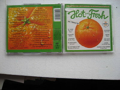 Hot And Fresh – Volume 10 DIE INTERNATIONALEN SUPERHITS  (1994 CD GERMANY)