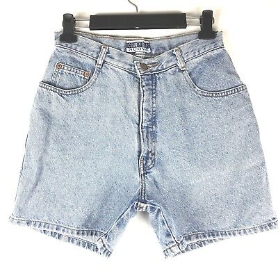 Vintage County Seat Nuovo High Waist Denim Shorts Sz 11/12