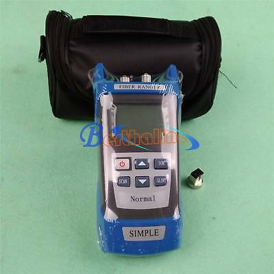New 1310/1550Nm OTDR Principle Simple Tester Optical Fiber Ranger Meter
