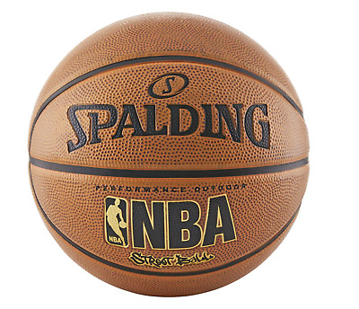 Spalding NBA Street Basketball Official Size 7 (29.5'') FREE | FAST SHIPPING