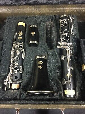 Selmer Series 10 Bb Clarinet - Just Fully Overhaul - Great Player
