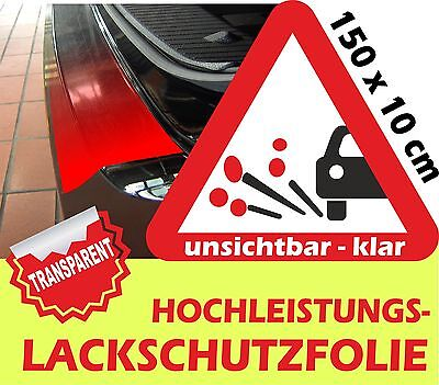 Lackschutzfolie Clear Loading Area Protector Stone Chipping Film 150 X