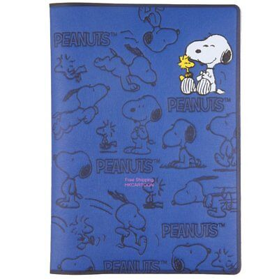 Japan Snoopy Peanuts Multi Purpose Passport Holder Card Holder 170387