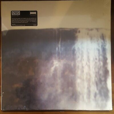 Nine Inch Nails - The Fragile : Deviations 1 4Lp Vinyl Usa Edition Brand New