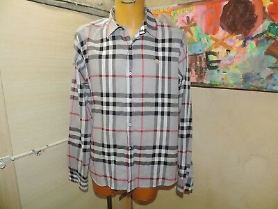 c1a067c8c45 CHEMISE BURBERRY Taille Xl
