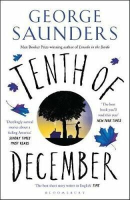 NEW Tenth of December By George Saunders Paperback Free Shipping