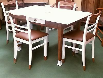 Essgruppe Dining Group Vintage shabby shic top quality
