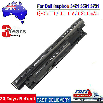 Battery for Dell INSPIRON 15 15R 3521 3537 5521 5537 5748 MR90Y XCMRD