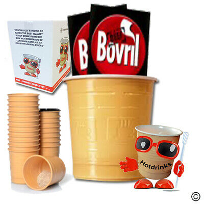 Bovril, In Cup, Incup Drinks for 73mm Vending [Sleeve of 25 Cups]