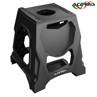 Acerbis 0023453.090 Cavalletto 711 Nero Fisso Stand Moto Enduro Cross