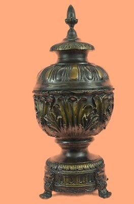 Art Deco Limited Edition Victorian Style Urn Bronze Sculpture Statue Gift Deal