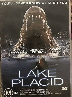Lake Placid Dvd Region 4