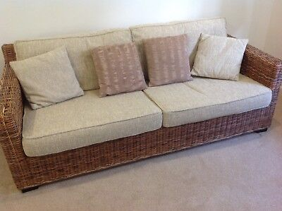 Cane / Rattan Conservatory Furniture Set