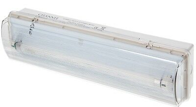 Channel Safety 8W Emergency Light Fitting Non Maintained IP65 ME/NM3F