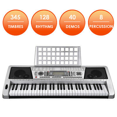 61 Key Electronic Piano Instrument Digital Electric Keyboard Simulation Practice
